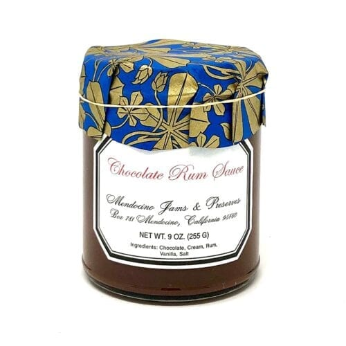 Best Chocolate Rum Sauce