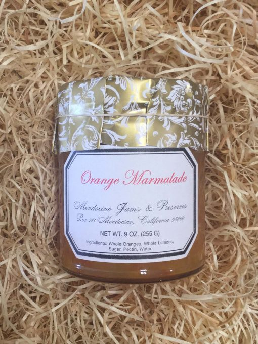 Orange Marmalade 9 oz