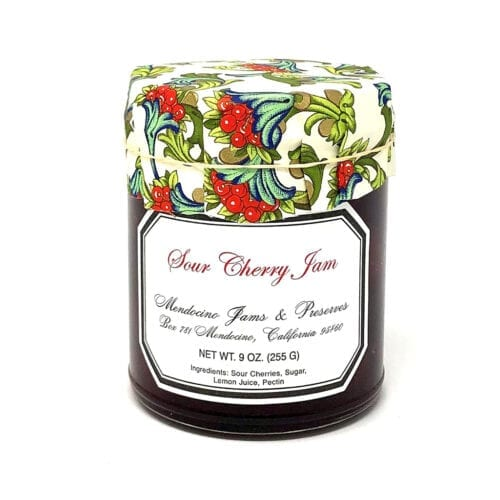 Sour Cherry Jam 9 oz
