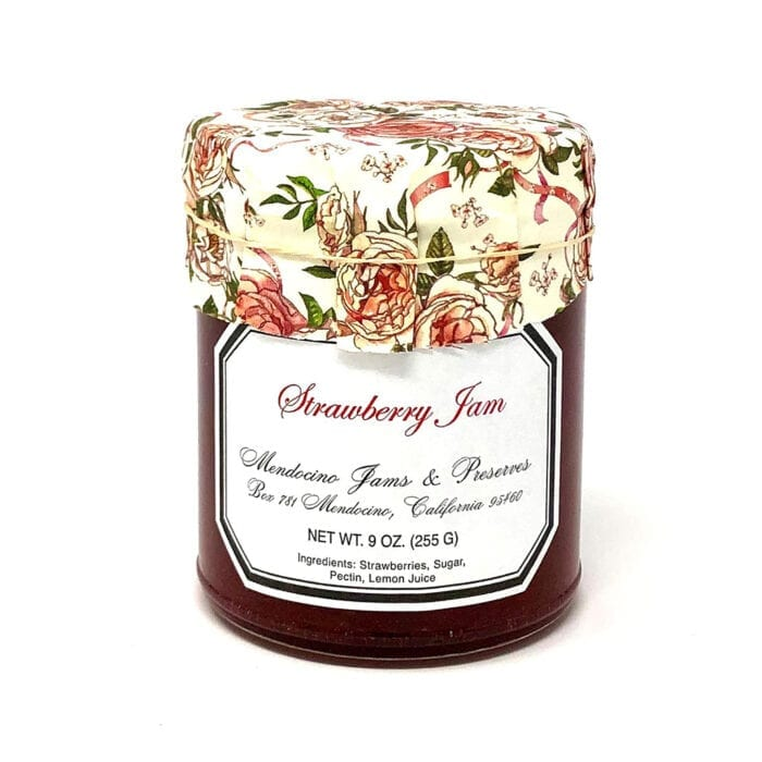 Best Strawberry Jam 9 oz