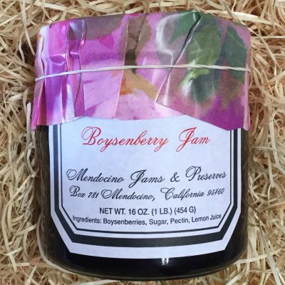Boysenberry Jam 16 oz.