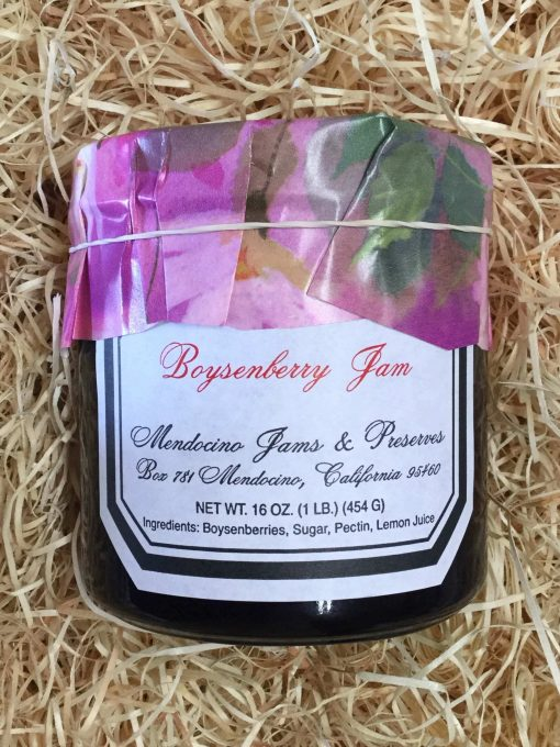 Boysenberry Jam 16 oz