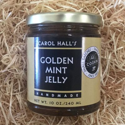 Golden Mint Jelly – 10 oz