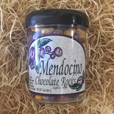 Mendocino Chocolate Rocks
