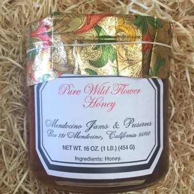 Pure Wildflower Honey