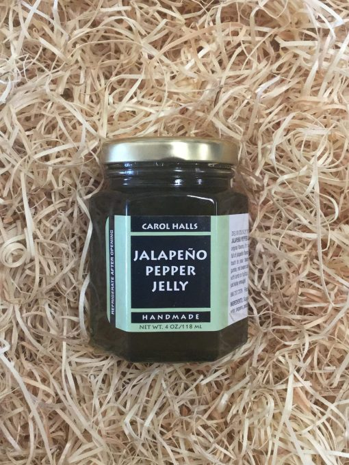 Jalapeno Pepper Jelly – 4 oz