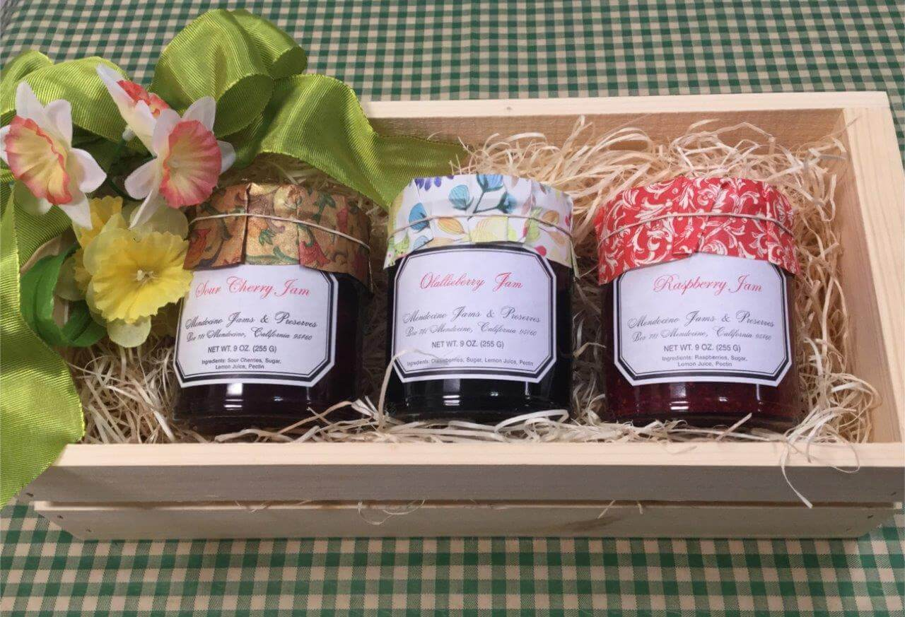 """""""Our Very Best to You"""" Gift Box"""